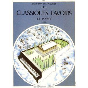 classiques favoris du piano pdf free