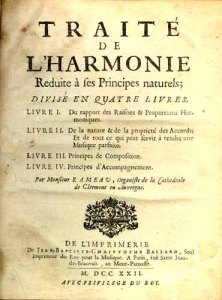 Traité harmonie
