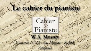 Mozart - Adante