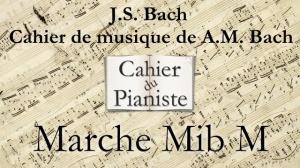 Bach -15 - Marche Mib M