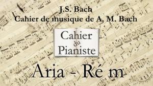 Bach -4- Aria Rém