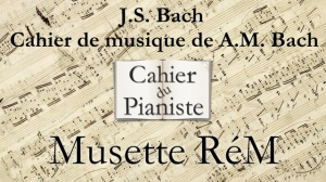 Bach -9- Musette