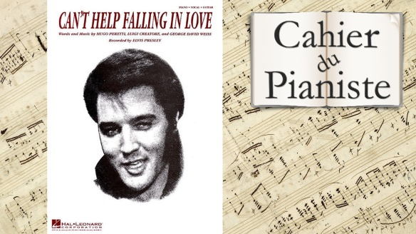 23_Elvis Presley - Can't Help Falling In Love